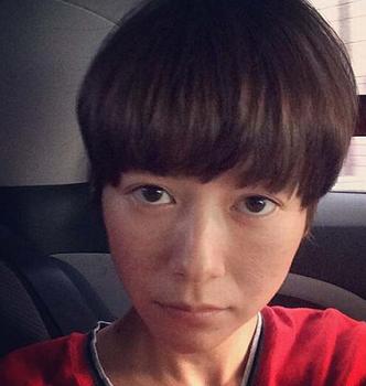 2014年8月31歳真木よう子のベリーショート画像.png