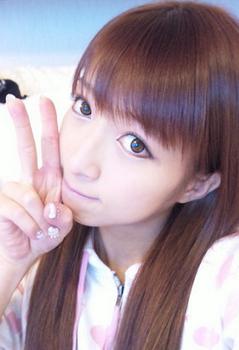 2009年辻希美の出産後初ブログ画像.png