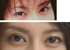 柴咲コウの目の整形画像.png